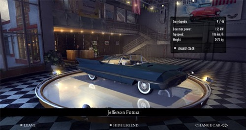 Photo of Mafia 2 – Lincoln Jefferson Fortuna 1955