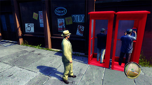 Photo of Mafia 2 – Red Phone Cabs