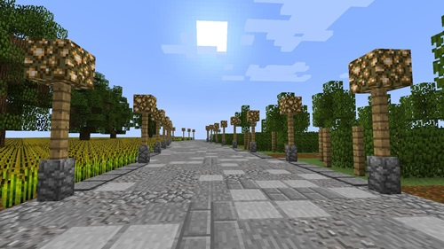 Photo of Minecraft – Lakeshore Creation Map