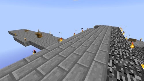Photo of Minecraft – Monster Spawner Survival Map