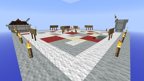 Photo of Minecraft – Sky Dessert Survival Map