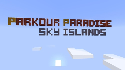 Photo of Minecraft – Sky Islands Paradise Parkour Map
