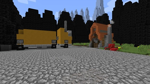 Photo of Minecraft – The Great Coal Heist Adventure Map