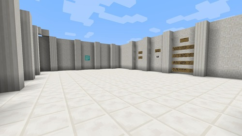 Photo of Minecraft – The Button Pusher Puzzle Map