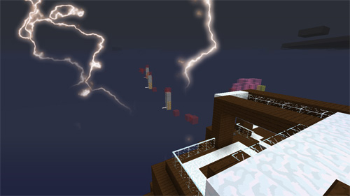 Photo of Minecraft – Infinity Jump Craft Parkour Map
