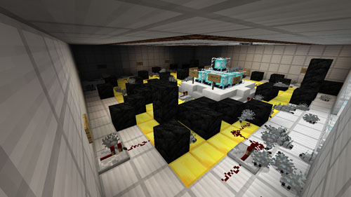 Photo of Minecraft – JT Laboratories Puzzle Map