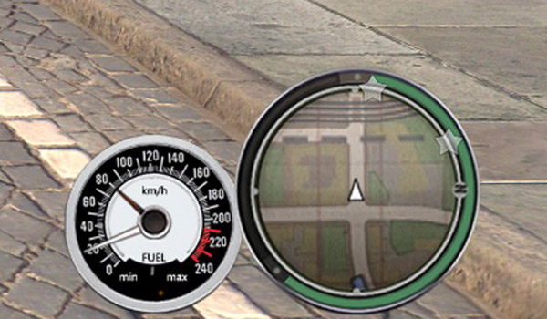 Photo of Mafia 2  – Speedometer Km/H Modern