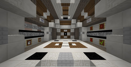 Photo of Minecraft – The Slide Puzzle Map