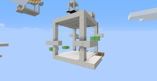 Photo of Minecraft – 10xCub Parkour Map