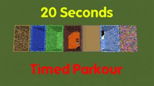 20_second_parkour_map