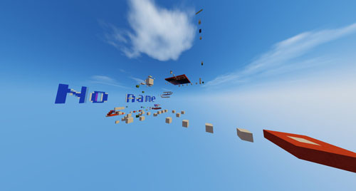 Photo of Minecraft – No Name Parkour Map