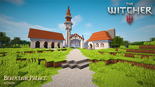 Photo of Minecraft – The Witcher City Map