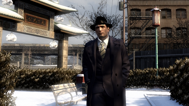 Photo of Mafia 2 – Federal Detective Suit