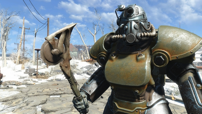 Photo of Fallout 4 – Slaughtering Buzz Axe