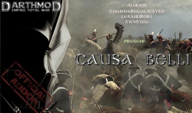 Photo of Empire Total War – Causa Belli 2.01