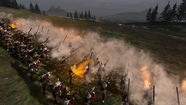 Photo of Empire Total War – The Battlefield Smoke Mod