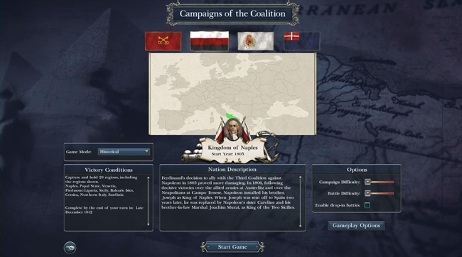 Photo of Napoleon Total War – Campaigns of the Coalition