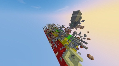 Photo of Minecraft – Overflow Parkour Map