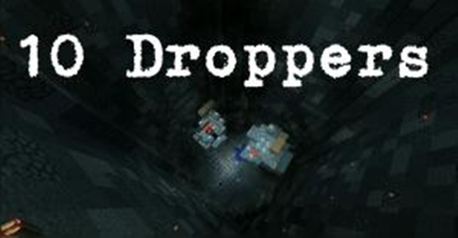 Photo of Minecraft – 10 Droppers Map