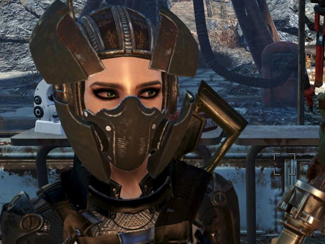 Photo of Fallout 4 – Automatron Helmets Fix – Allows Masks and Eyewear
