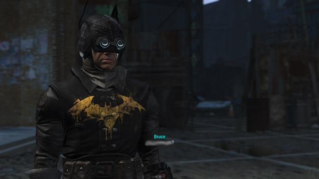 Photo of Fallout 4 – Batman Armor Standalone
