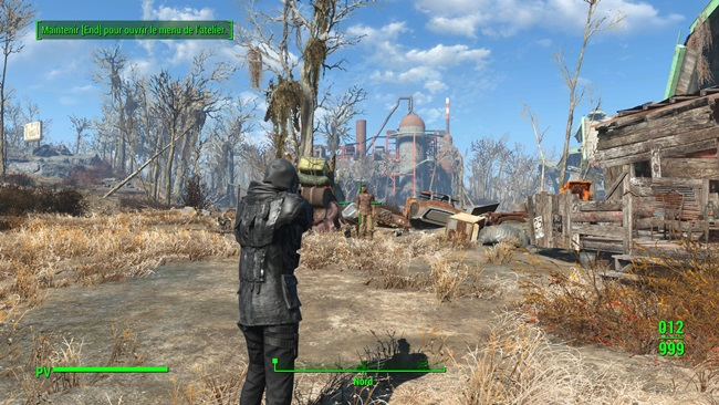 Photo of Fallout 4 – Black armor Retexture