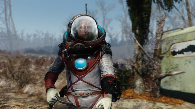 Fallout 4 Fully Functioning Space Suit Newmods Net Pc