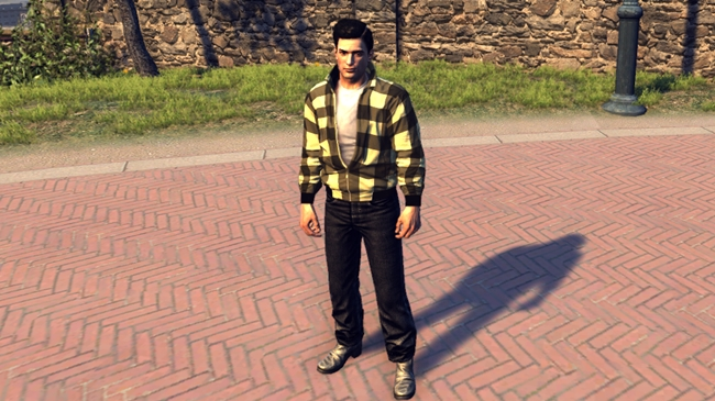 Photo of Mafia 2 – Plaid Greaser Outfit