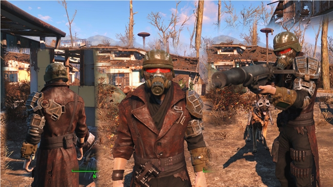 Photo of Fallout 4 – Wasteland Soldier Armor (Standalone)