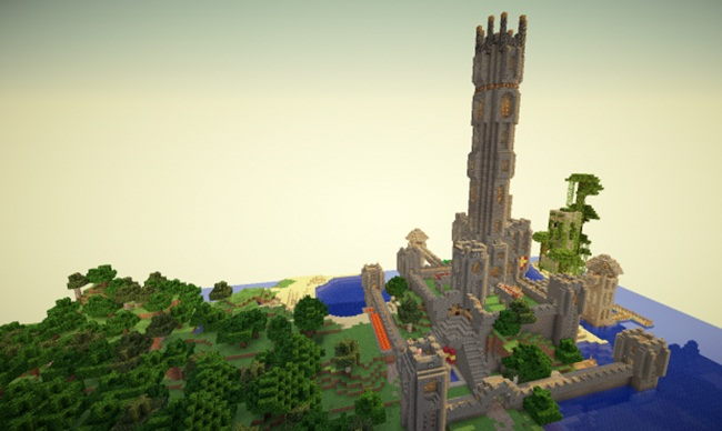 Photo of Minecraft – Castle Tower Defense PVE Map