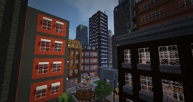 Photo of Minecraft – Newisle of City Map