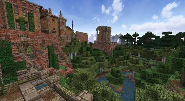 Photo of Minecraft – City of Rome Map