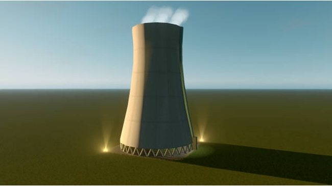 Photo of Cities: Skylines – Cooling tower
