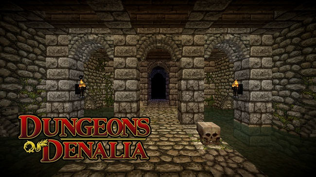Photo of Minecraft – Dungeons Denalia PVE Map