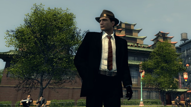 Photo of Mafia 2 – Hitman Suit