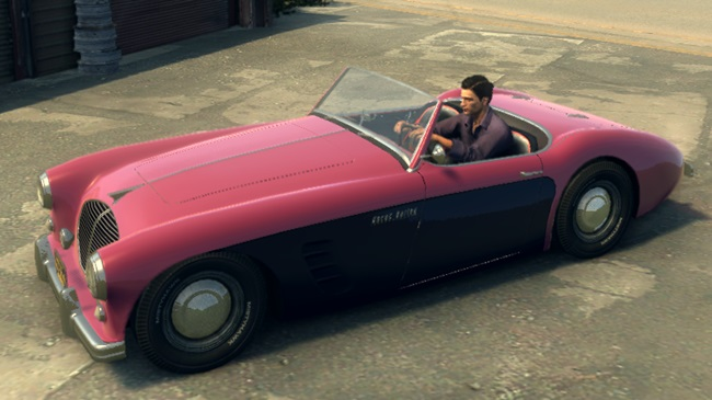 Photo of Mafia 2 – Austin Healey