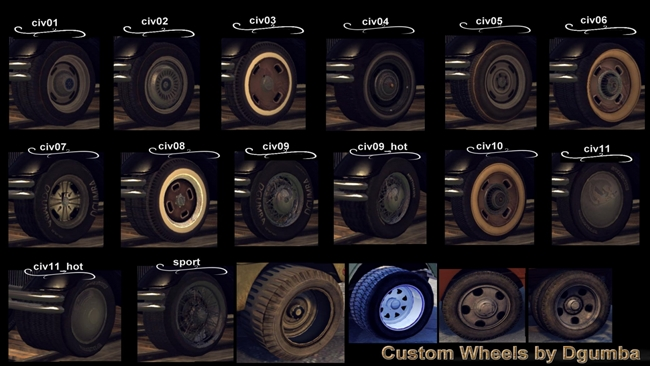 Photo of Mafia 2 – Classic Wheels