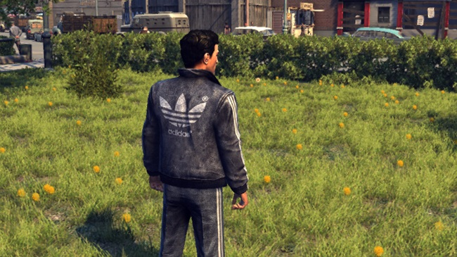 Photo of Mafia 2 – Adidas Logo Jacket