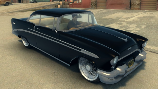 Photo of Mafia 2 – Chevrolet Shark 1956