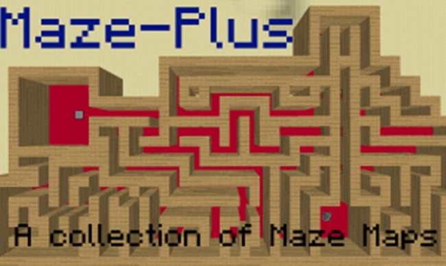 Photo of Minecraft – Maze Plus Map