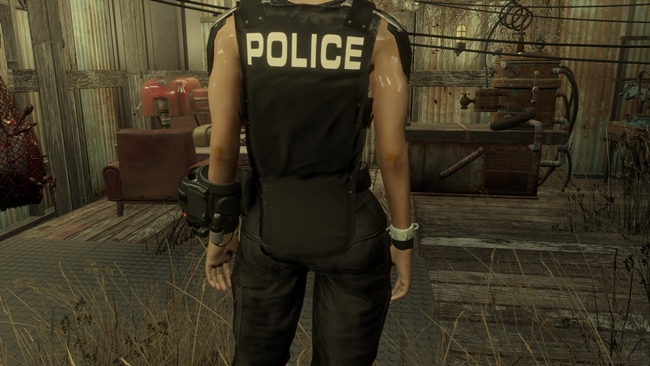 Photo of Fallout 4 – Police Riot Armor