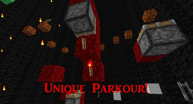 Photo of Minecraft – Pulsating Tower Parkour Map