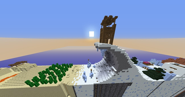 Photo of Minecraft – Race for the Wool – 1 Cultures CTM Map