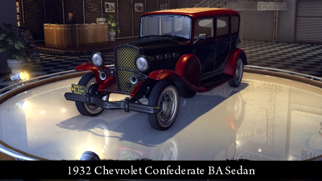 Photo of Mafia 2 – Real Car Name