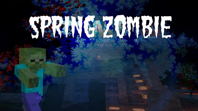 Photo of Minecraft – Spring Zombie PVE Map