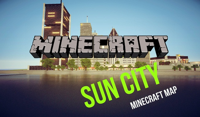 Photo of Minecraft – Sun City Map