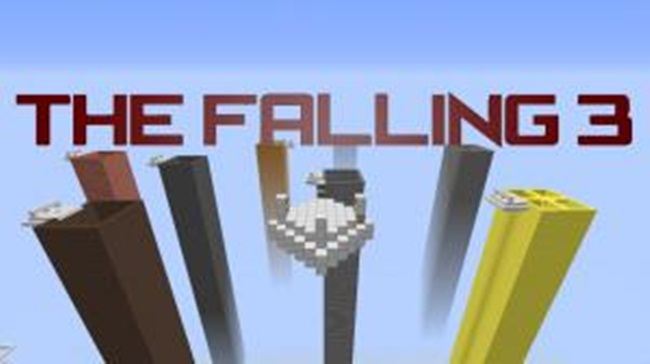 Photo of Minecraft – The Falling 3 Dropper Map