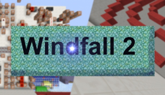 Photo of Minecraft – Windfall 2 Dropper Map