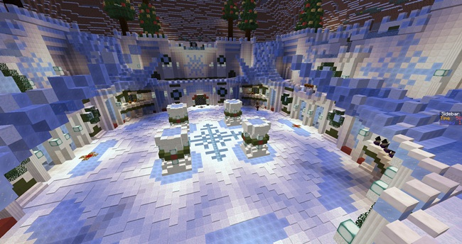 Photo of Minecraft – Winterhold Arena PVE Map