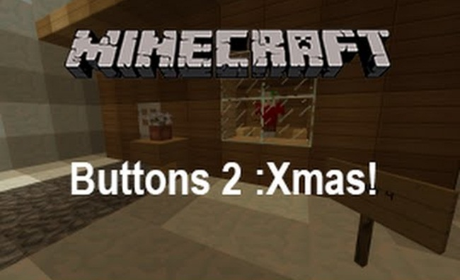 Photo of Minecraft – Buttons 2 XMAS Finding Map